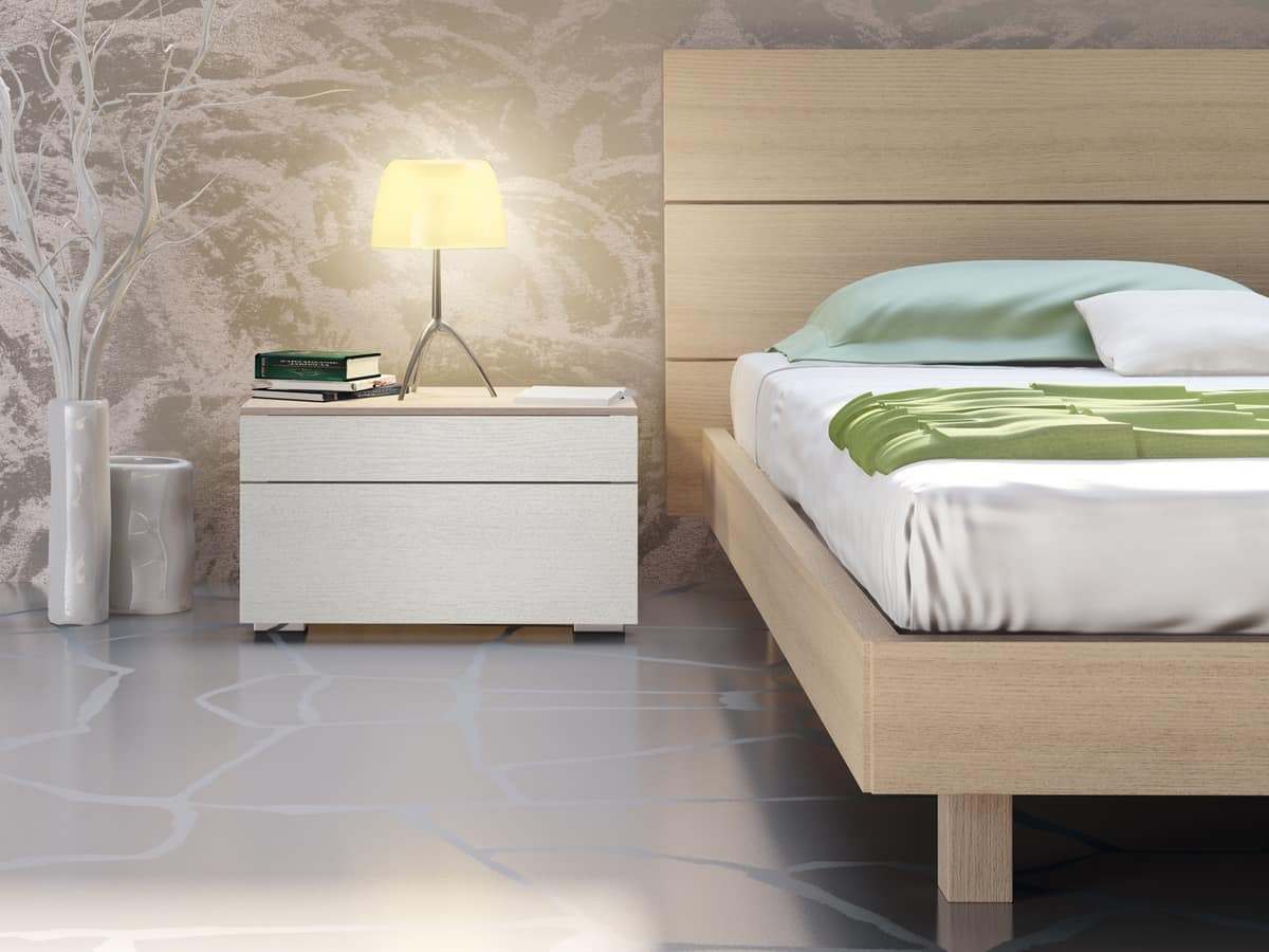 HOME P10 Moderno Indice categorie Letti Moderni in legno