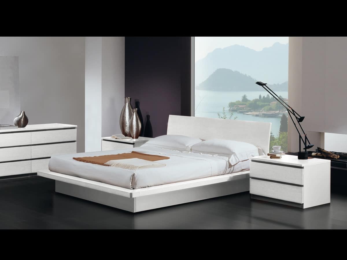 Stunning letto matrimoniale design gallery for Outlet letti design