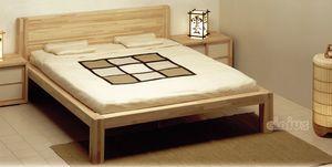 Zen, Letto in legno in stile nordico