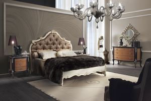 R89 / letto, Letto per lussuose camere matrimoniali