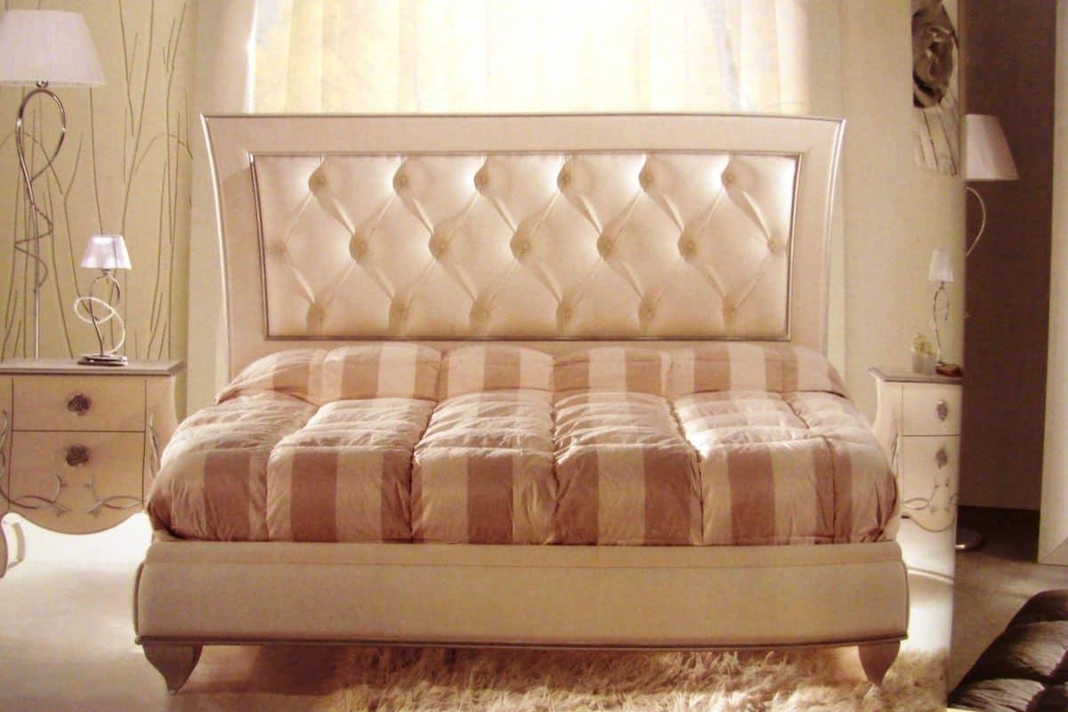 Letto matrimoniale per camere da letto classico - Camere da letto per teenager ...