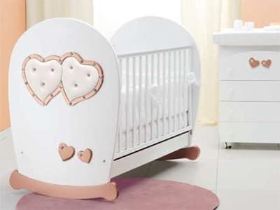 Lettini decorati, Letto per bambino, Culle bambini, Lettino - Soft ...