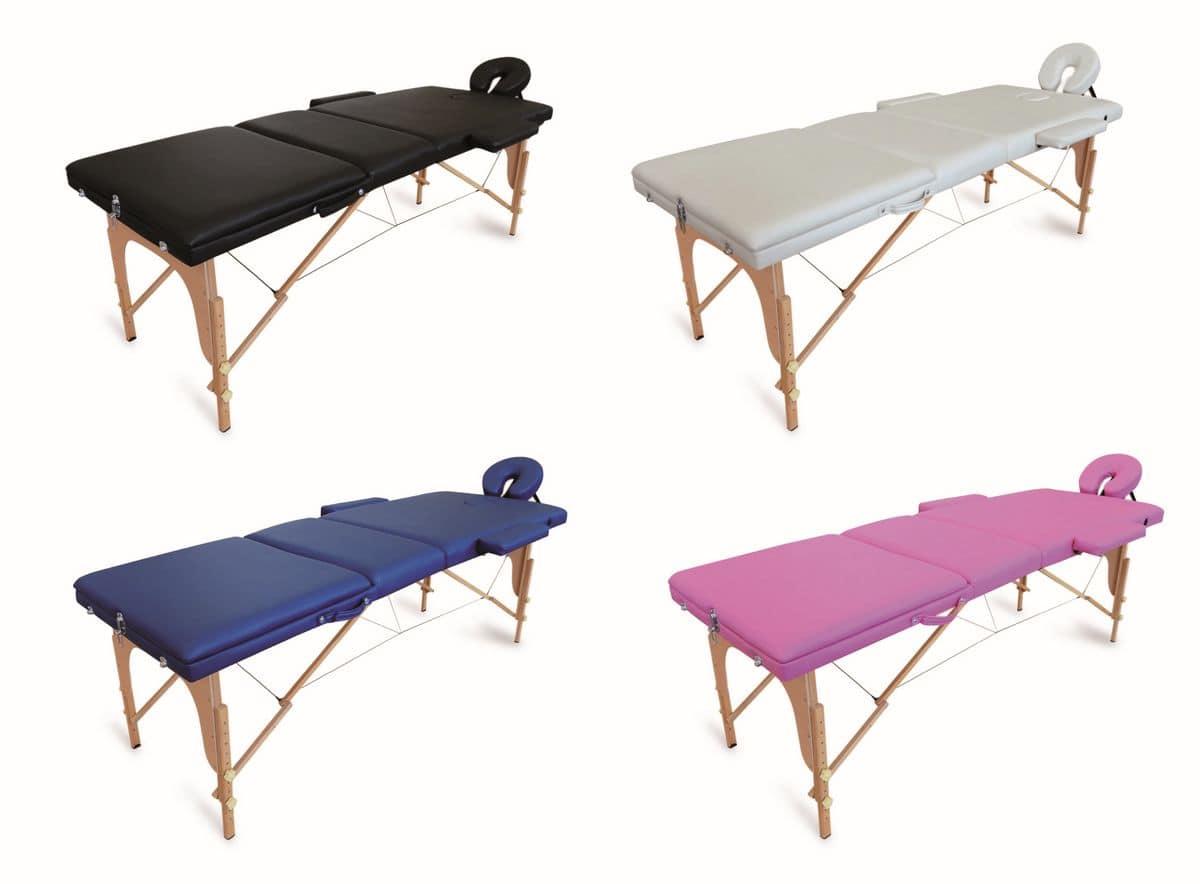 Lettino per centro massaggi  IDFdesign