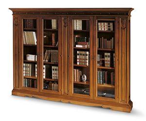 1481V2, Libreria classica a quattro ante