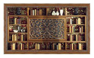 4039, Libreria classica con porta TV