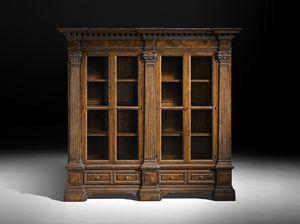 Art. C1 libreria, Libreria con capitelli corinzi, stile classico veneziano