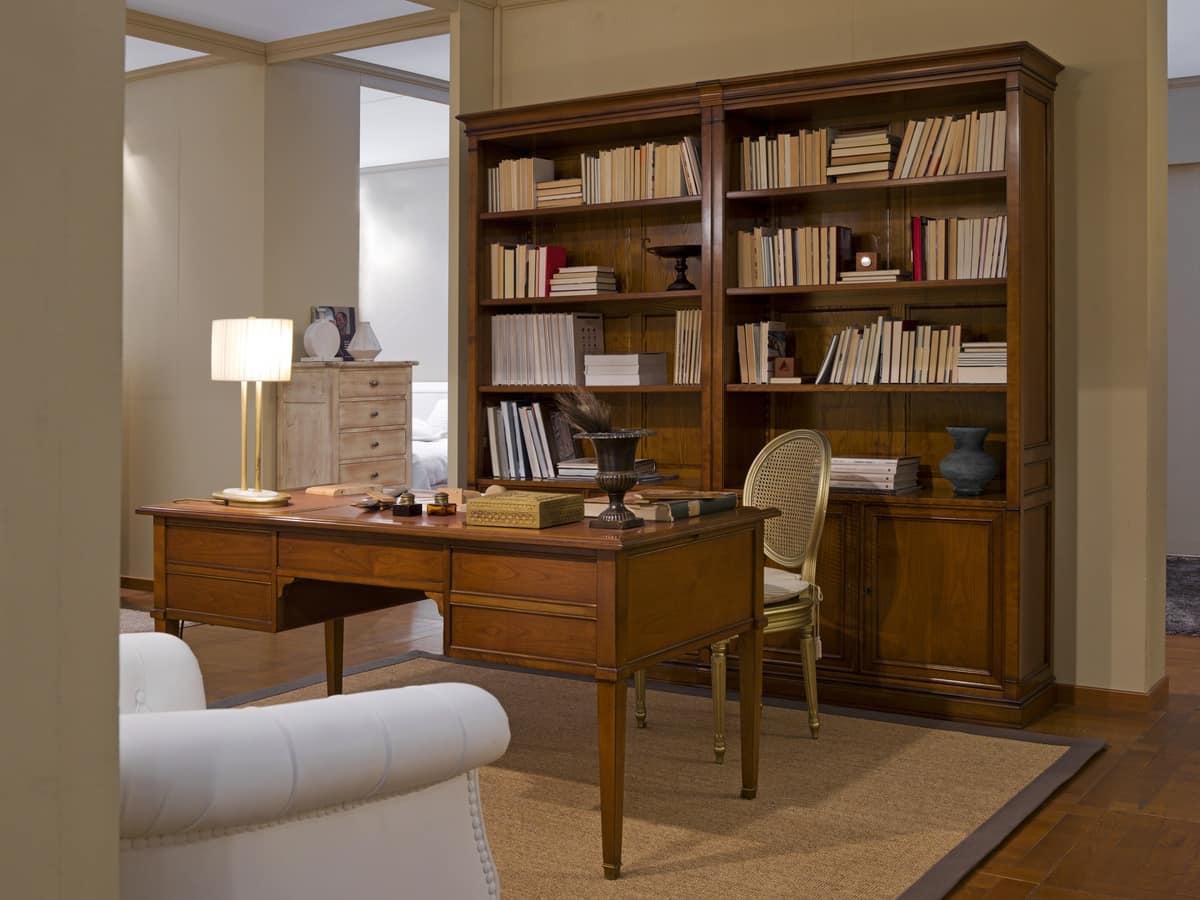 P08 Classico Prodotti Mobili Librerie Classiche ed in stile in stile ...