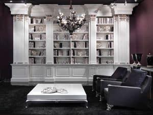 Mobili librerie classiche ed in stile idf - Mobili libreria classica ...