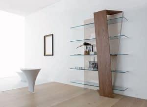 Immagine di Book 502, mobili con ripiani