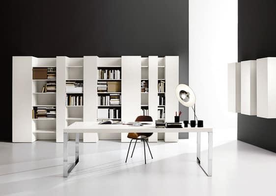 Immagine di CODE comp.02, mobili per libri