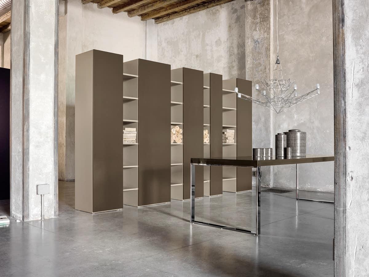 Mobili porta tv conforama for Librerie angolari moderne