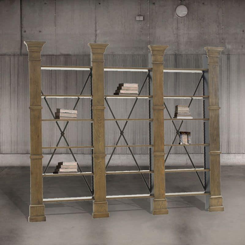 Libreria Per Salotto: Libreria per soggiorno, mobile componibile ...