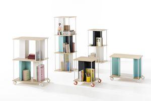 Domino, Libreria componibile e funzionale