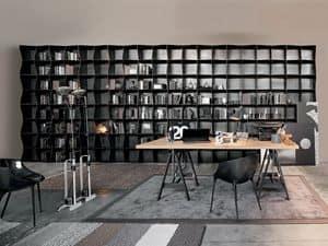 Immagine di Iron-ic, libreria-moderna