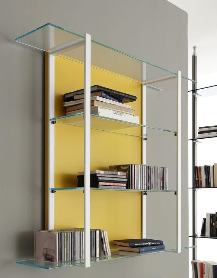 k125 icon, Libreria modulare da parete