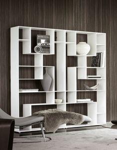 Lib_ris, Libreria che trae ispirazione dal gioco del Tetris