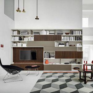 Modo M5C52, Libreria con porta tv