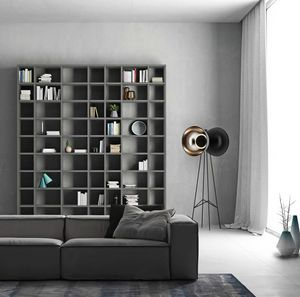 Modular – Mood 1, Librerie modulari per soggiorno