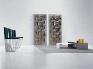 Immagine di Section, mobili porta libri