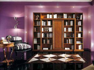 Vivre Lux libreria, Libreria classica, con decorazioni personalizzate