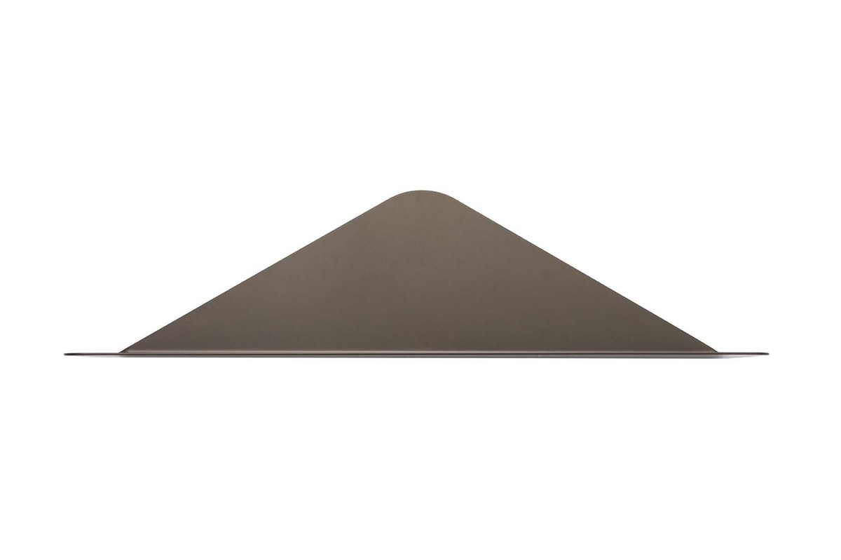 MATRIX mensola, Mensola in metallo verniciato