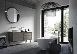 Lavabo in travertino per bagno excellent arredamento di interni