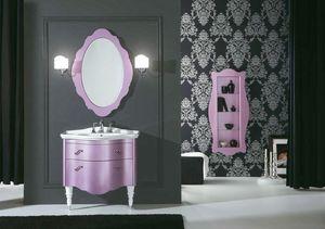 DEC� D06, Mobile lavabo con cassetti