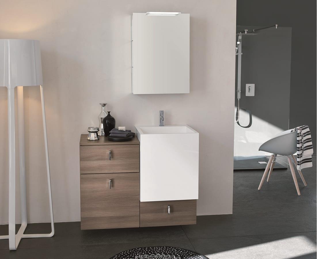 Nyù mobili bagno eleganti per bagni moderni ideagroup