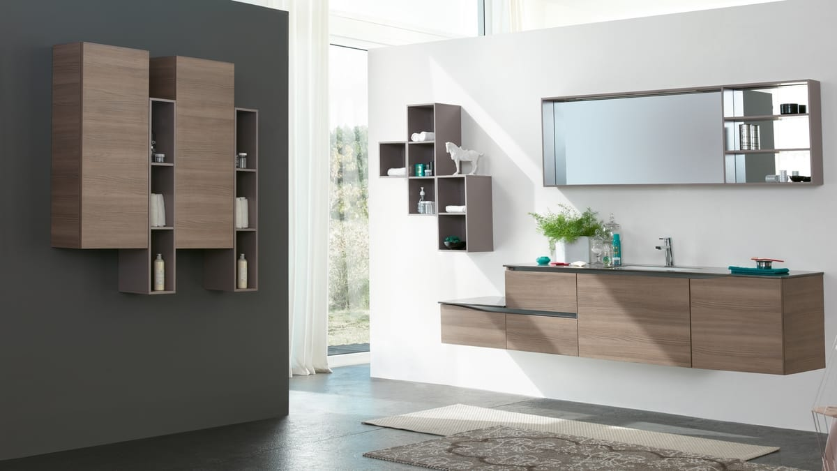 Moon mobile bagno olmo rame gb group ionahomestore