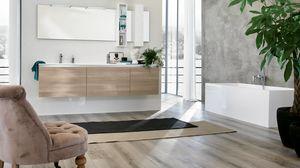 SWING SW-02, Arredo completo per bagno moderno