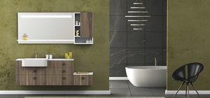 Torana TR 030, Mobile bagno con lavabo integrato