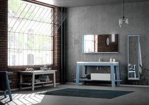 Bath Table 09, Arredo per bagno, dal design minimale