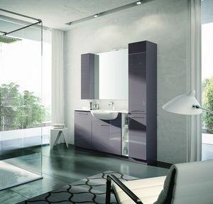 BLUES BL-03, Mobile bagno moderno