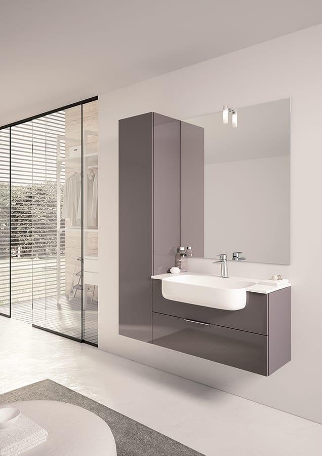 Mobile bagno con colonna | IDFdesign