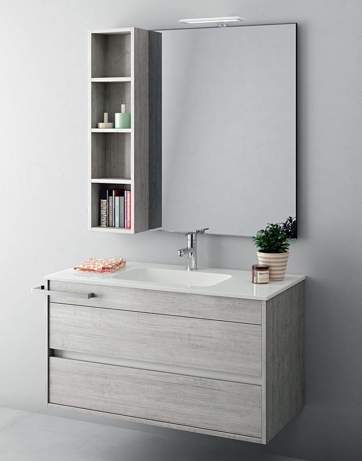 Mobile da bagno salvaspazio con cassetti idfdesign for Mobile bagno salvaspazio