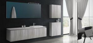 Plane Tecno 01, Semplici ed eleganti mobili da bagno