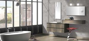 Torana TR 015, Mobile da bagno con doppia specchiera