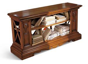 1484V2, Mobiletto per retro-divano in legno