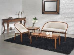 Immagine di MIMI' tavolino 8343T, mobile classico