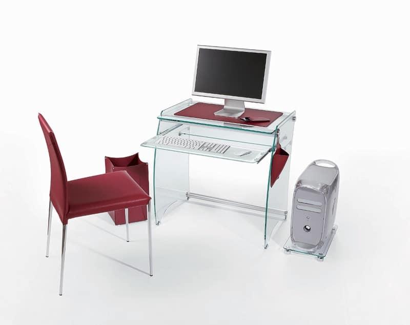 Mobile portacomputer per ufficio e casa idfdesign for Mobile per ufficio