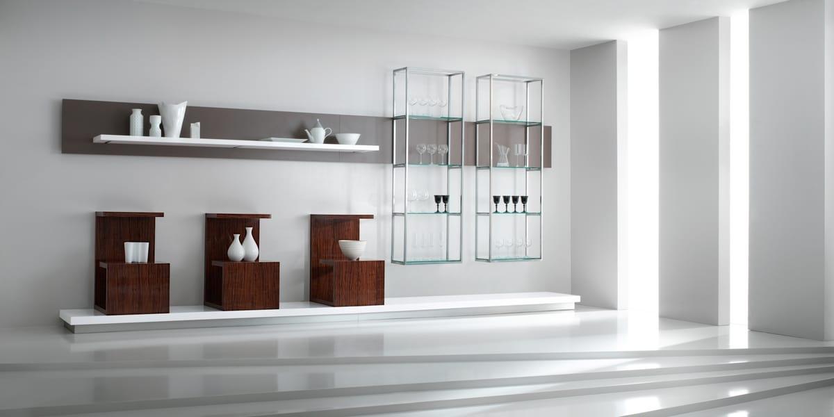 Mobili espositori per negozi idfdesign for Negozi mobili design