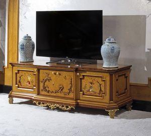 Mobile porta TV 1309, Mobile porta TV, stile cinese di lusso