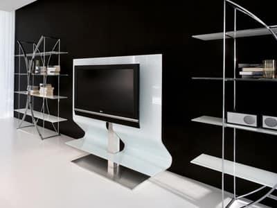 Mobile salotto odeon - Mobile porta tv girevole design ...
