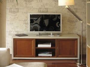 Porta tv per soggiorno classico contemporaneo per ville for Mobile contemporaneo