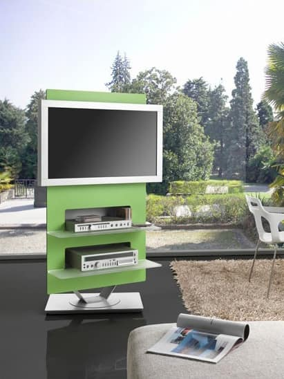 Mobile porta tv moderno rock - Mobile porta tv girevole design ...