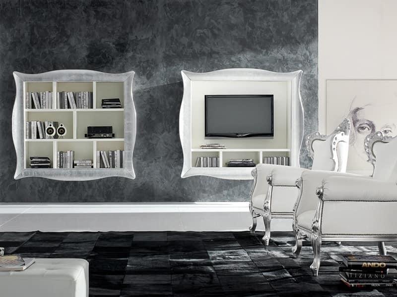 Mobili porta tv idf - Mobili stile barocco moderno ...