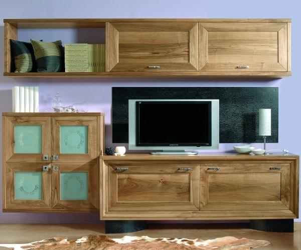 Mobile personalizzabile per salotto, con Svaroski | IDFdesign