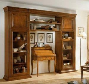 Arredo Librerie Classico ed in stile | IDFdesign
