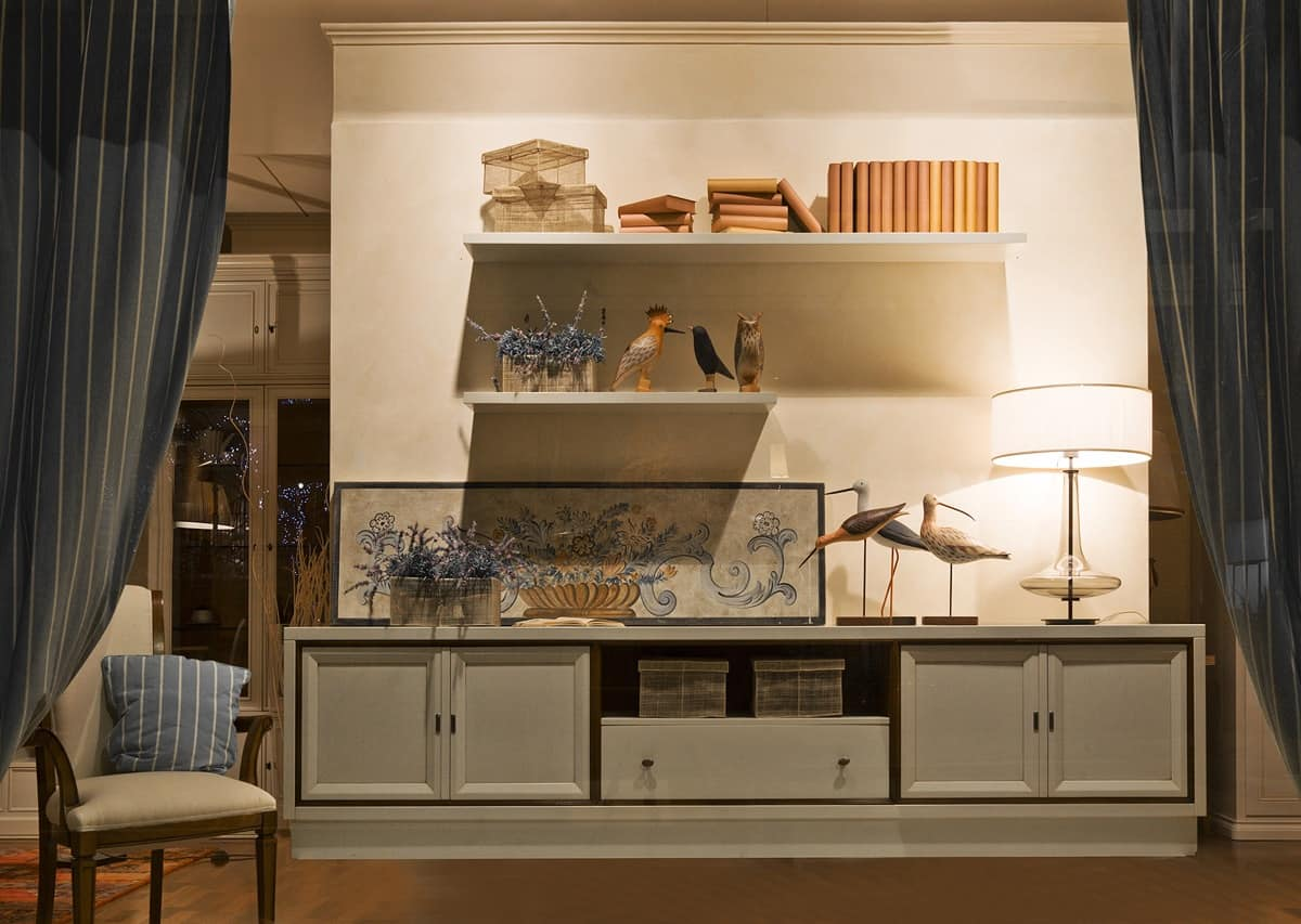 Mobili soggiorno classico contemporaneo : mobili soggiorno ...