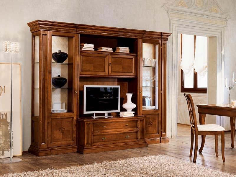 Mobili per tinello design casa creativa e mobili ispiratori - Mobili tinello soggiorno ...